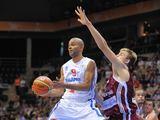 FIBA nuotr./Rungtynių akimirka