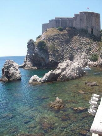 Rimos Kairytės nuotr./Dubrovniko vaizdai