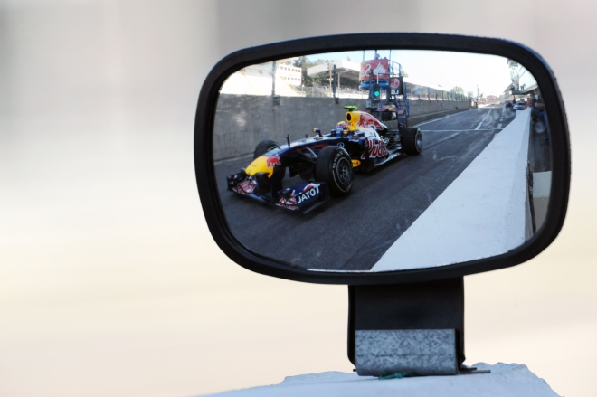 """Markas Webberis, """"Red Bull"""""""