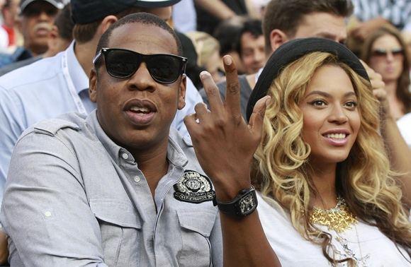 Reuters/Scanpix nuotr./Jay-Z su Beyonce