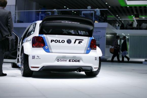 Algirdo Venskaus/waska.lt nuotr./Volkswagen Polo WRC