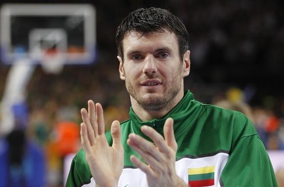 FIBA/Liusjeno Kulbio nuotr./Kayatofas Lavrinovičius