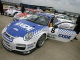 """""""Juta Racing"""" nuotr./""""Porsche Carrera Cup GB"""" lenktynės """"Rockingham Motor Speedway"""" trasoje"""