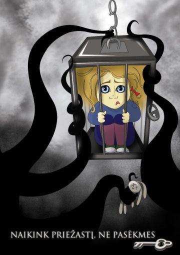 Laura Banionytė/Smurtas priea vaikus