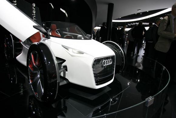 Algirdo Venskaus/waska.lt nuotr./Audi Urban Concept