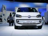 Algirdo Venskaus/waska.lt nuotr./Volkswagen white up!