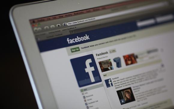 "Socialinis tinklas ""Facebook"""