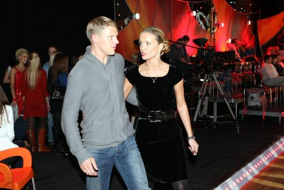 Edita Daniūtė ir Mindaugas Vasiliauskas
