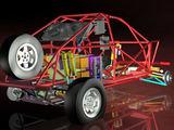 """Gamintojo nuotr./""""Range Rover Evoque"""" ruoštas Dakaro raliui"""