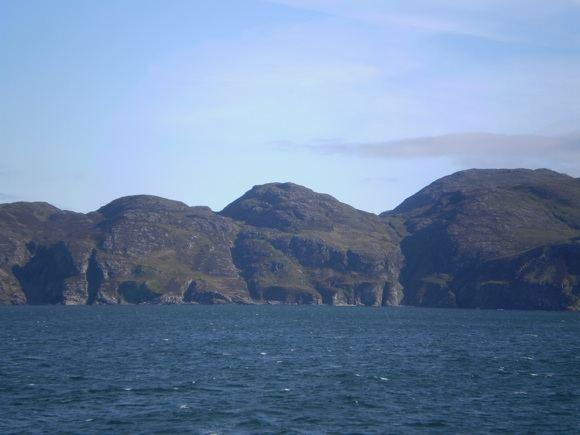 A.Tamulienės nuotr./Salos pakrantė