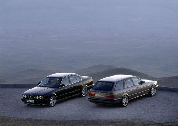 Gamintojo nuotr./BMW M5 E34 (sedanas ir universalas)