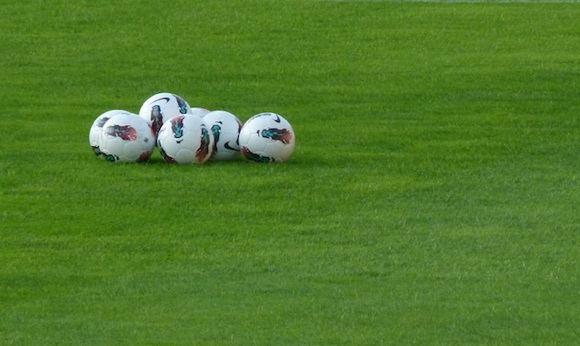 E.Garnelytės nuotr./Nei vienas aių kamuolių nekirto nei vienos komandos vartų