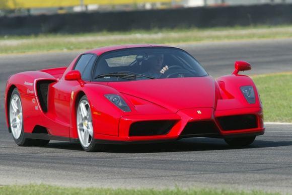 Gamintojo nuotr./6. Ferrari Enzo