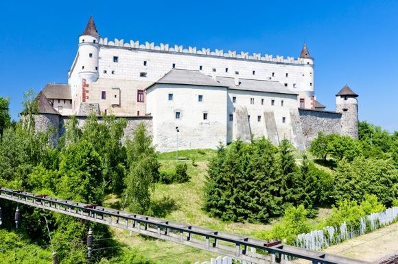 123rf.com nuotr./Zvoleno pilis Slovakijoje