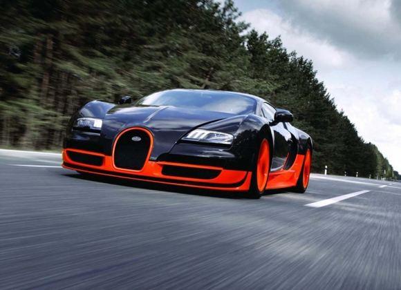 Gamintojo nuotr./1. Bugatti Veyron Super Sport
