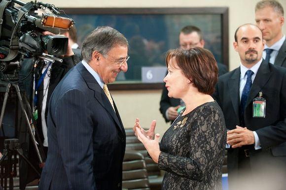 NATO gynybos ministrų susitikimas