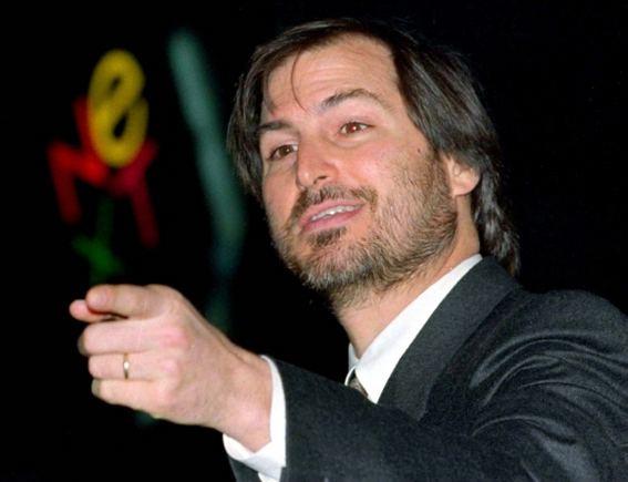 Reuters/Scanpix nuotr./Steve'as Jobsas (1992 m.)