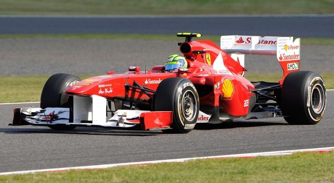 """Felipe Massa, """"Ferrari"""""""