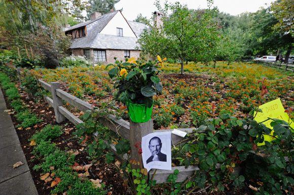 Kuklūs Steve'o Jobso šeimos namai Palo Alto, Kalifornijoje