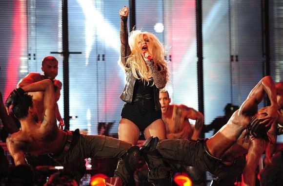 AFP/Scanpix nuotr./Christina Aguilera