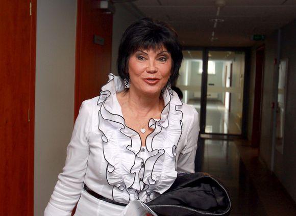 Raisa Šarkienė teisme