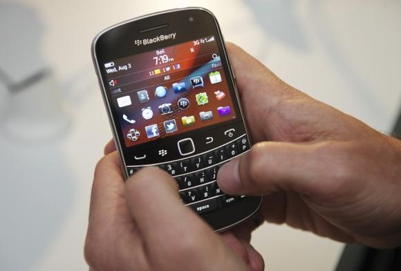 "Telefonas ""Blackberry Bold 9900"""