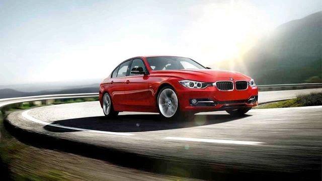 Naujasis BMW 3 sedanas