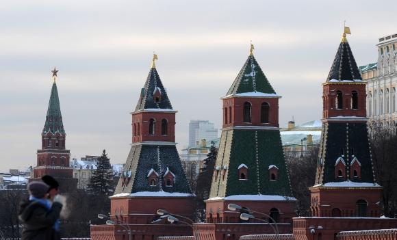 Kremliaus bokštai