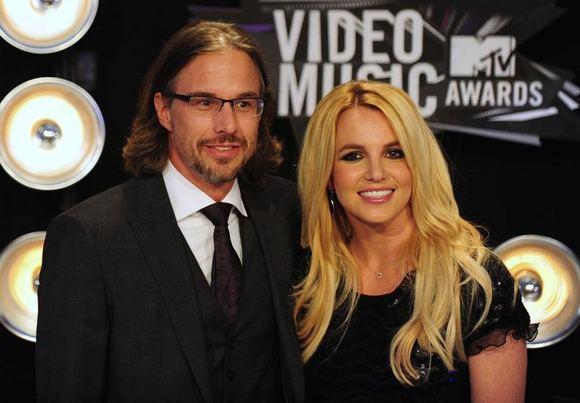 Reuters/Scanpix nuotr./Jasonas Trawickas ir Britney Spears