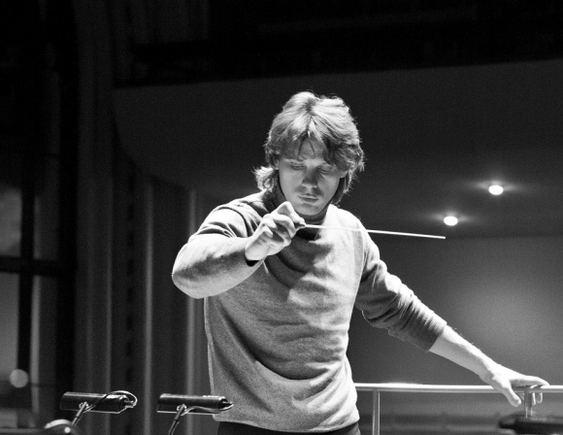 I.Silkanso nuotr./Dirigentas Martinas Ozolinis
