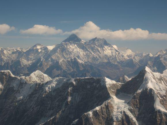 Mobotix nuotr./Everesto kalnas