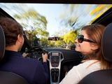 Opel Astra GTC interjeras