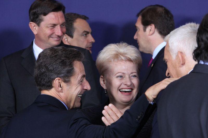 Europos lyderiai Briuselyje