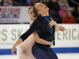 AFP/Scanpix nuotr./Nelli Zhiganshina ir Alexander Gazsi