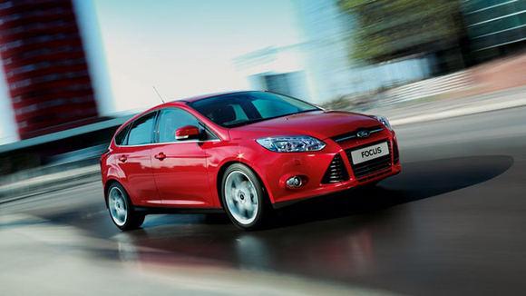 Gamintojo nuotr./Ford Focus