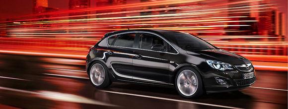 Gamintojo nuotr./Opel Astra