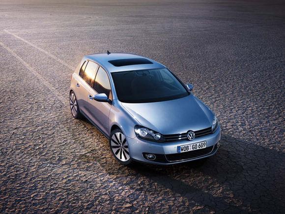 Gamintojo nuotr./Volkswagen Golf