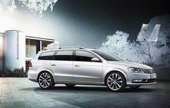 Gamintojo nuotr./Volkswagen Passat