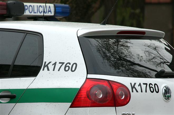 Visi Kauno gatvėmis važinėjantys patrulių automobiliai turi specialius numerius.