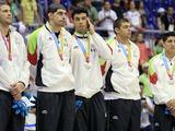 Reuters/Scanpix nuotr./Meksikos krepaininkai Amerikos žaidynėse medalį laimėjo pirmą kartą.
