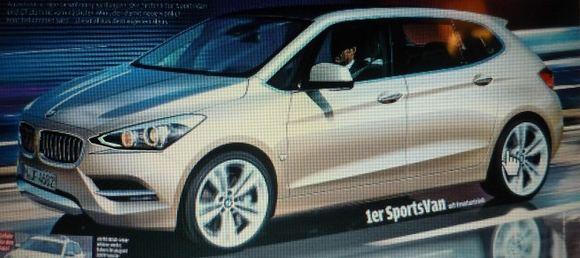 BMW 1 GT