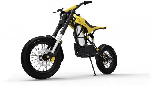 Gamintojo nuotr./Oru varomas motociklas 02 Pursuit