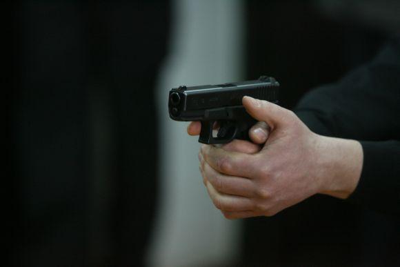 Vilniuje gausios policijos pajėgos ieškojo siautėjančio ginkluoto vyro