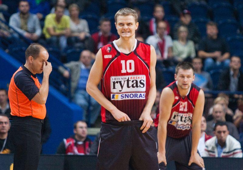 Vilniaus klubas pratęsė sėkmingą žygį VTB