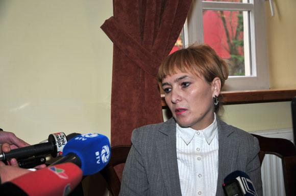 Dingusio kariūno mama Živilė Gasparavičienė