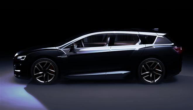 """""""Subaru Advanced Tourer Concept"""""""