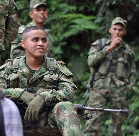 Greitgrisim.lt/Kolumbijos kariai saugantys dingusį indėnų miestą