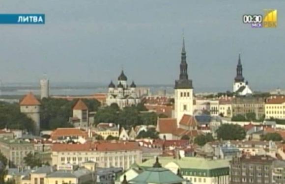Talinas - Lietuvos sostinė?