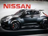 Gamintojo nuotr./Nissan Juke-R Malagoje