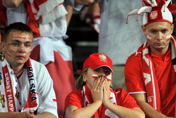 Lenkijos futbolo sirgaliai